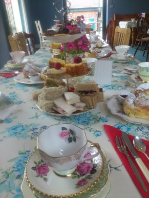 Afternoon Tea Book your party with us